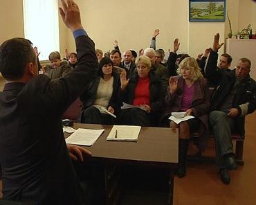 Голосування у Панютиській селищній раді, ТРК Сігма