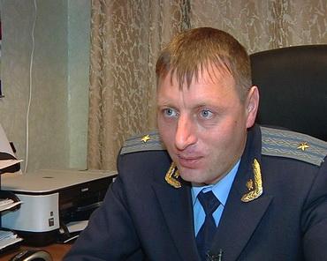 В'ячеслав Гребенюк, прокурор Лозівської міжрайонної прокуратури, ТРК Сігма