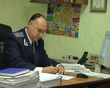Валерій Науменко, старший прокурор Лозівської міжрайонної прокуратури, ТРК Сігма