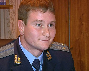 Олександр Черкас, прокурор Лозівської міжрайонної прокуратури, ТРК Сігма