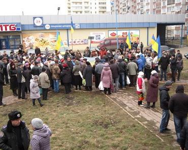Віче лозівського Майдану, ТРК Сігма