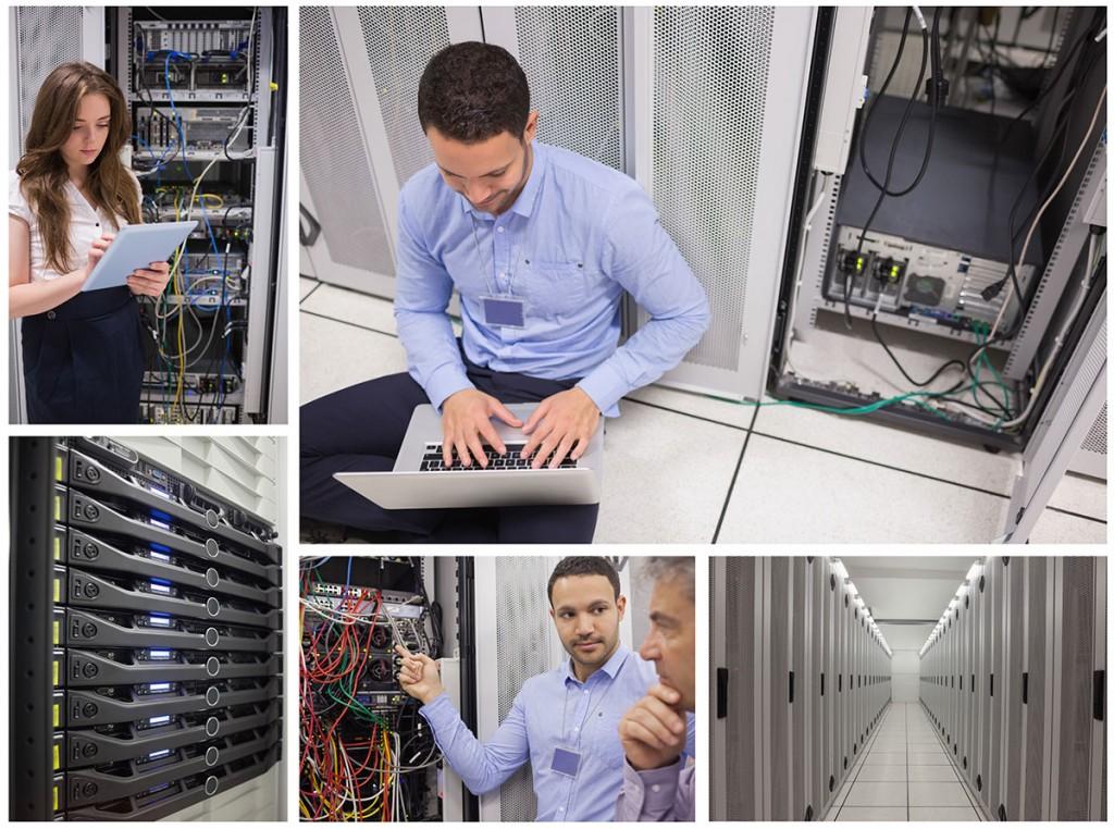 Виртуальный сервер для хранения информации