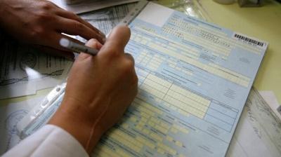 Через коронавірус в Україні зріс середній розмір лікарняного