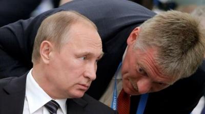 """У Путіна кажуть, що чекають """"конкретних пропозицій"""" щодо зустрічі із Зеленським"""