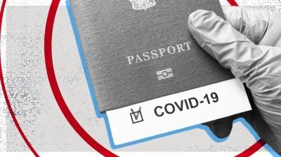 Україна хоче домовитися з ЄС про сумісність ковід-паспортів для подорожей
