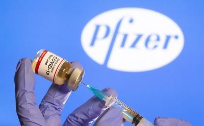 Україна отримає 10 мільйонів вакцини Pfizer