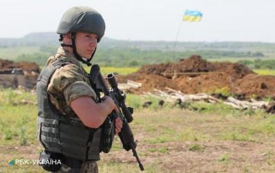 Бойовики на Донбасі двічі вели вогонь по позиціях ООС