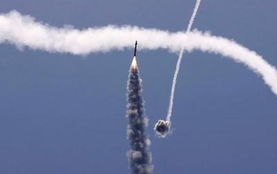 Ізраїль знову обстрілюють ракетами, є поранені