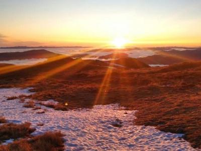 Снігу більше немає: у Карпатах закінчився лавинонебезпечний сезон