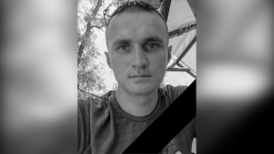 У військовому шпиталі помер боєць ЗСУ Віктор Городніченко, поранений снайпером
