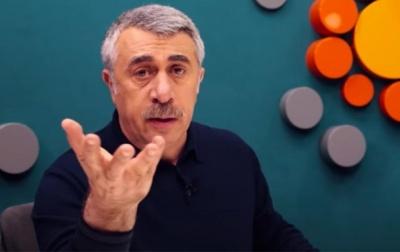 Комаровський висловився про «чорну цвіль»