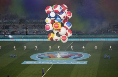 У Римі урочисто відкрили чемпіонат Євро-2020