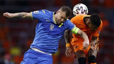 Євро 2020: Україна поступилась Нідерландам – 3:2